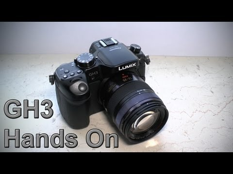 Panasonic GH3 Hands On - Wifi Lumix Link Test - GH3 vs GH2