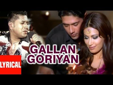 Sterio Nation - Gallan Goriyan Te Goriya Lyrical Video | OH! Laila | Feat Shubhra