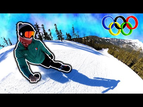 Snowboarding With An Olympic Skater In Tahoe!