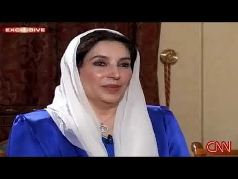 interview benazir bhutto CNN