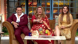 The Kapil Sharma Show - Uncensored Footage | Govinda, Sunita Ahuja, Tina Ahuja