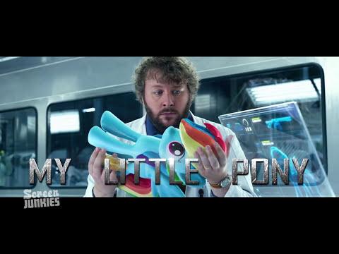 Honest Trailers - Transformers: Age of Extinction (變形金剛4 灭绝重生)