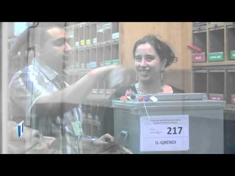 Beppe Fenech Adami Interview (part 1) June 2014