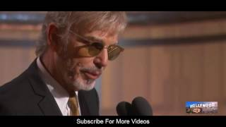 Billy Bob Thornton (Best Actor in a Drama TV Series) Speech at the golden globes 2017