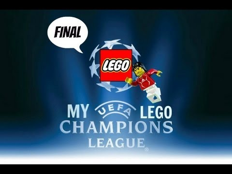 FINAL My Lego Champions League 2010/2011: Real Madrid - FC Barcelona