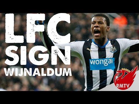 LFC Sign Wijnaldum! | Liverpool Breaking News