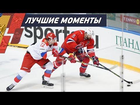 SHO-2019. Локомотив - Олимпийская сборная. Лучшие моменты матча