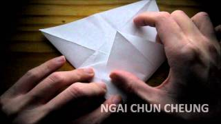Origami Gift Envelope (tutorial)