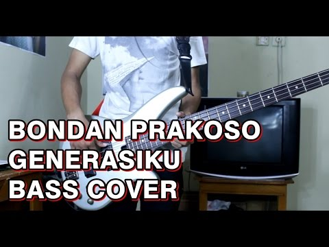 download lagu Bondan Prakoso Generasiku Bass Cover gratis