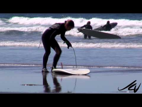 Surfers at Indian Beach Oregon  -  Amazing Scenery -  YouTube
