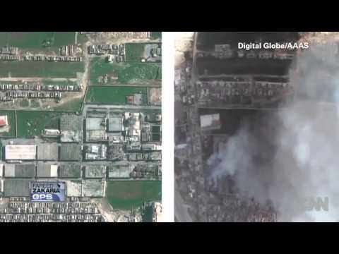 Shocking the difference Before & After Syria a year ago and today 2012 - 2013