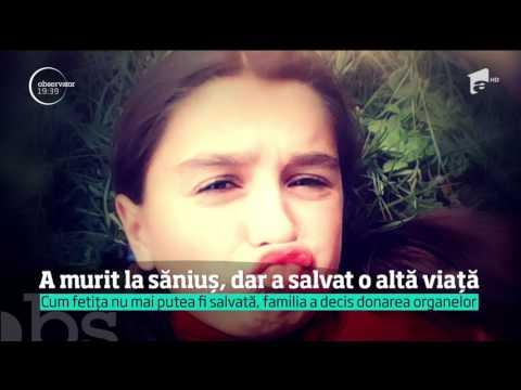O fetiță de 12 ani din Vaslui a murit la săniuş! După deces, l-a ajutat pe tatăl a trei copii