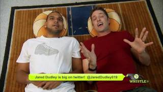 NBA's Jared Dudley Tries Broadcasting...Badminton?