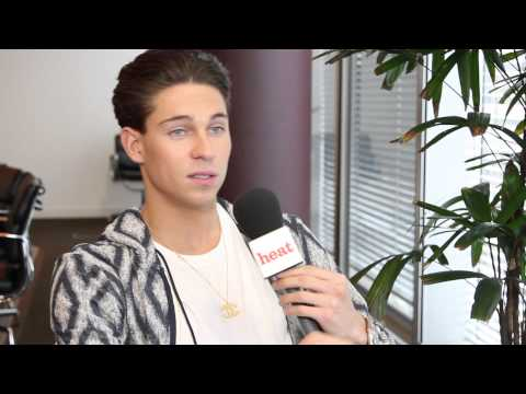 Joey Essex tells heat about getting bitten by a monkey and meeting a