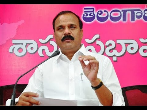 MLC Karne Prabhakar Press Meet LIVE | TRS Bhavan - TV9