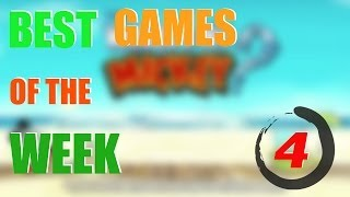 Best Free Games of the week - #4 (iPhone, iPod, iPad)