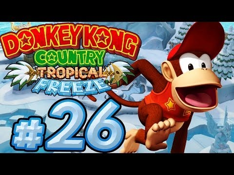 Let's Play Donkey Kong Country Tropical Freeze - Part 26 - Prädikat Episch