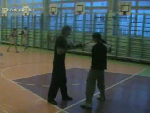 Видеокурс техника бокса (уроки бокса)