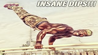 Prophecy Workout - The Bar Heavyweight™ - Dip Bar Insanity - (Part 2) - {Super Control} - [HD]