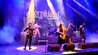 KORPIKLAANI - Kultanainen (Live)