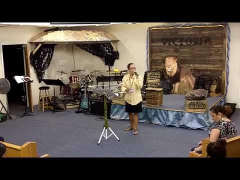 Congreso 2014 Mujeres de Grandeza – Zulma Merced