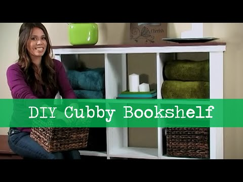 How to Build Bookshelf with Adjustable Shelf.mp4