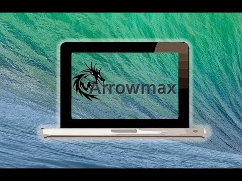 How to guide: Install Mac OS X on every laptop by Arrowmax08 [Mavericks hackintosh]