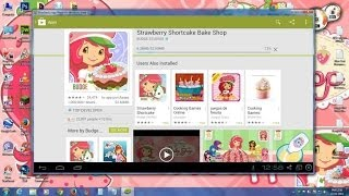 How to Install Strawberry ShortCake Bake to PC FREE (Windows/MAC)