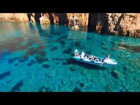 Girolata - Corsica - Drone