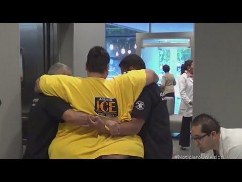 VIDEO: EL HOMBRE MÁS OBESO DEL MUNDO SATISFECHO CON SU OPERACIÓN