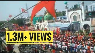 Ram Navami Full Crowd In Karnataka Gulbarga 2k17