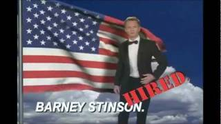 Barney Stinson - Awesome CV