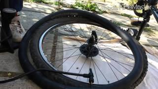 Ремонт пробитого колеса своими руками - Ruslanproject.ru