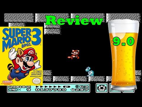 DBPG: Super Mario Bros 3 Review (NES)