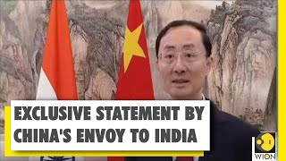 'China and India are not a threat to each other' says Chinese envoy to India