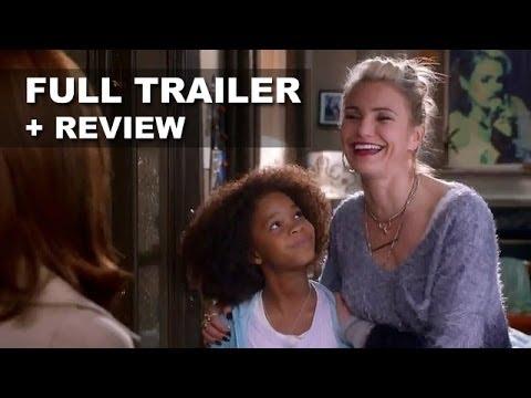 Annie 2014 Official Trailer + Trailer Review : HD PLUS