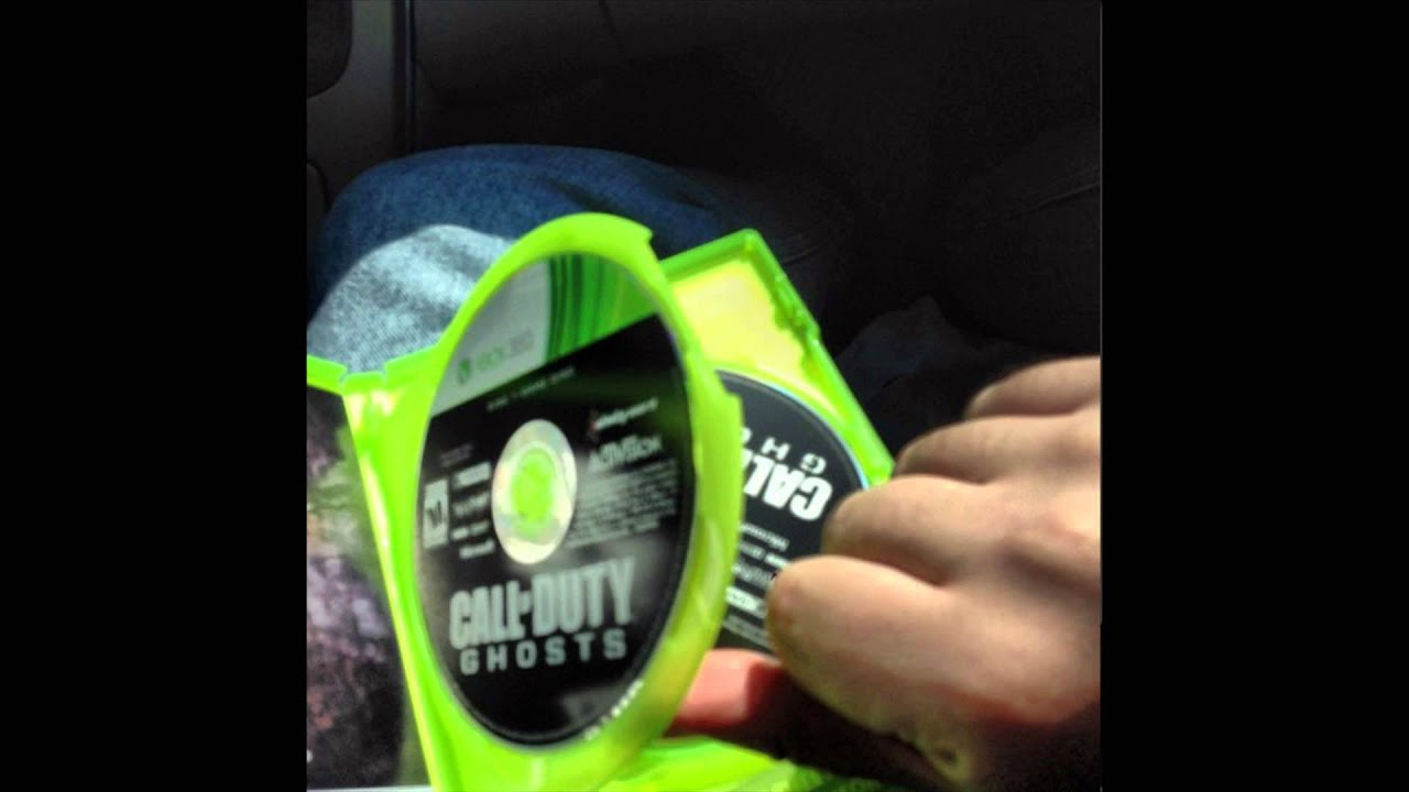 Call of Duty Ghosts Case