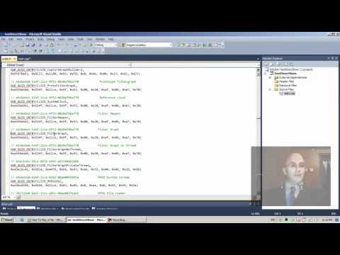 DirectShow Programming 03
