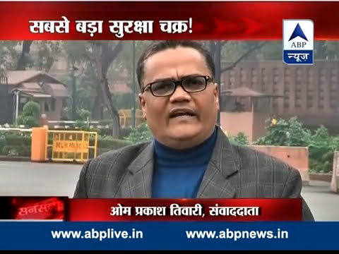 Sansani: Obama's tight security cannot be breached, includes dog officers in the team