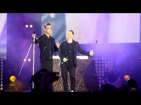Robbie Williams - Shame