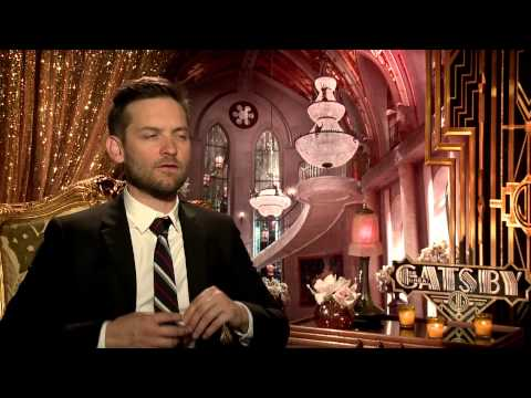 The Great Gatsby - Tobey Maguire Interview - Official Warner Bros. UK