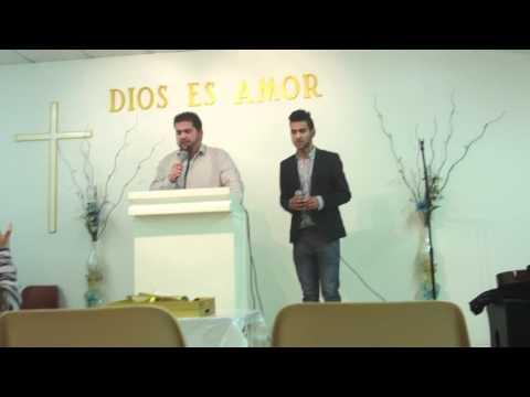 David De Ocharcoaga y su Hermano Juan Antonio en Biarritz-