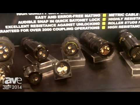 ISE 2014: Link Italy Shows Its Range of Internet Connectors