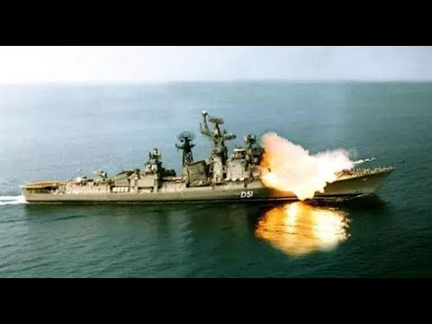Indian Navy at war 1971 - West