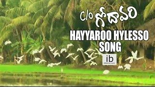 C O Godavari Hayyaroo Hylesso Song Rohit S Shruthi Varma Idlebrain Com VideoMp4Mp3.Com