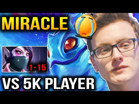 Miracle- Puck 7.07 - Nice 5k Mid GG Party Game Dota 2
