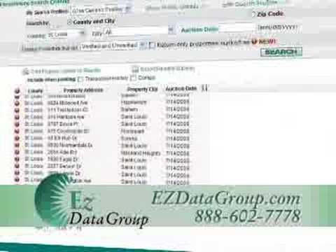 Ez Data Group Commercial