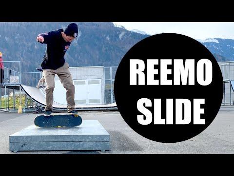 Reemo Slide?! New Skateboard Trick 2020