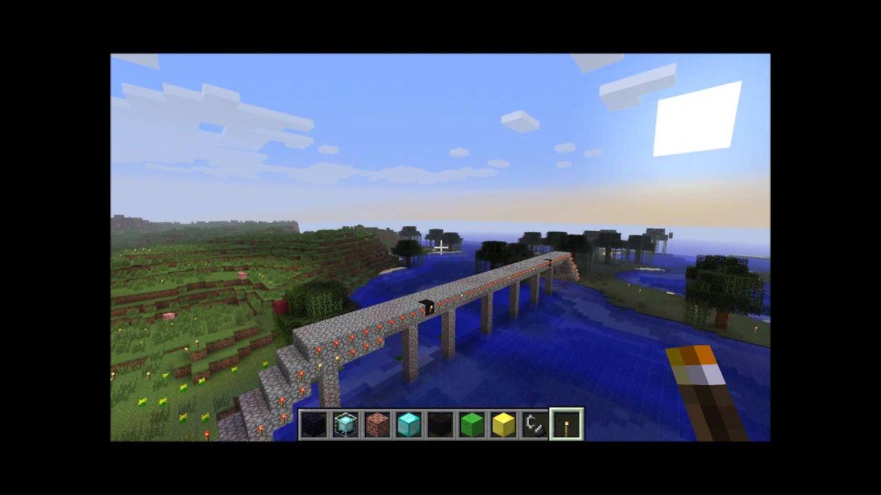 Costruzioni fighe minecraft ita youtube for Case belle su minecraft
