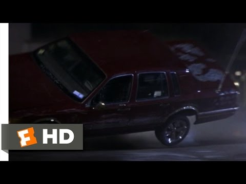 New York Car Chase - Shaft (5/9) Movie CLIP (2000) HD